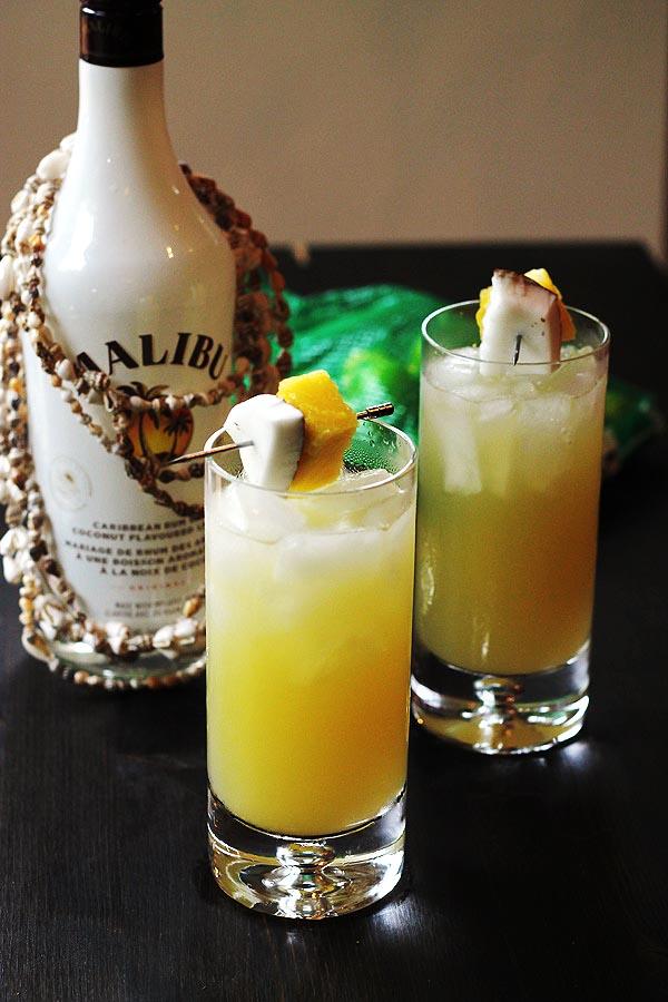 Malibu Coconut Rum Recipes