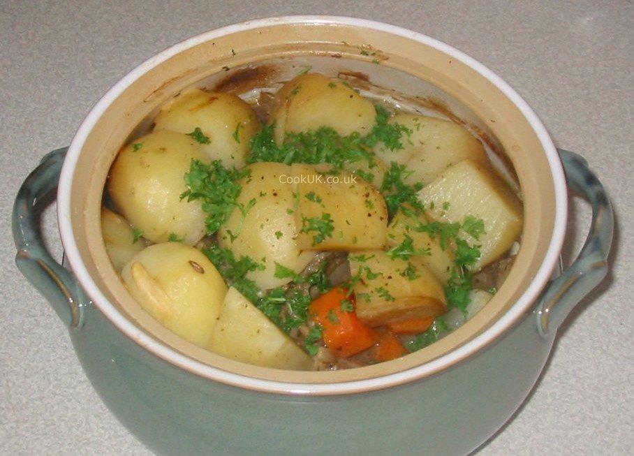 Authentic Irish Stew Recipe