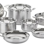 Cuisinart MCP-12N - Stainless Steel Cookware Sets