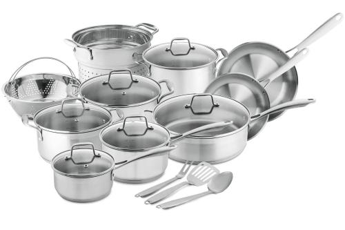Chef's Star Professional Grade Stainless Steel