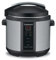 Cuisinart CPC-600AMZ 1000-Watt 6-Quart Electric Pressure Cooker-best electric pressure cooker