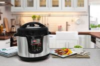 Elite Platinum EPC-808, 8 Quart Electric Pressure Cooker