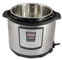 Instant Pot IP-LUX50 v2 6-in1 Programmable Pressure Cooker