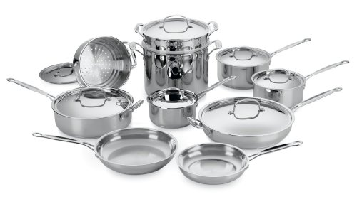 benefits of stainless steel cookware set