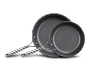 Calphalon Nonstick  Fry Pan, 10 and 12, Black