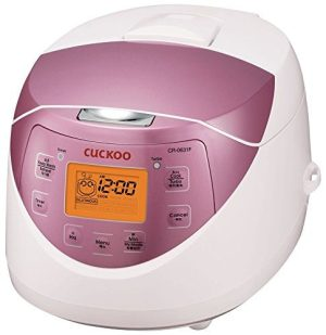 Cuckoo CR-0631F Electric Heating Rice Cooker