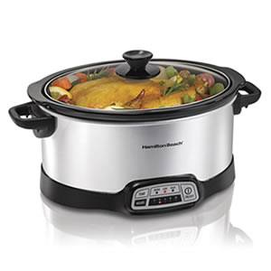 Hamilton Beach 33473 Slow Cooker