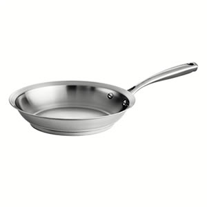 Tramontina Gourmet Prima Stainless Steel 10-Inch Fry Pan