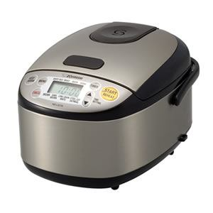 Zojirushi NS-LGC05XB Micom Rice Cooker & Warmer Review