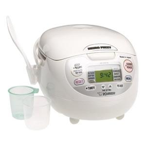 Zojirushi NS-ZCC10 Neuro Fuzzy Rice Cooker