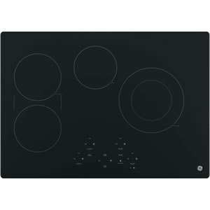 JP5030DJBB Built-in Electric Cooktop