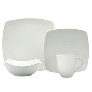 Red Vanilla Everytime White 24-Piece Dinnerware Set Review