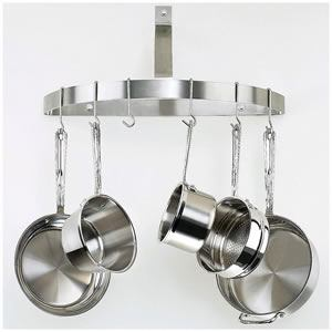 Cuisinart CRHC-22B Wall-Mount Pot Rack Review