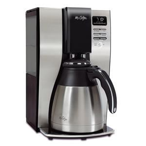 Mr. Coffee Optimal Brew 10-Cup Coffee Maker, PSTX91