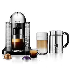 Nespresso A+GCA1-US-CH-NE Coffee and Espresso Maker Review