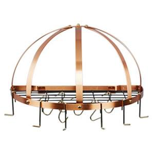 Old Dutch Satin Copper Pot Rack Review