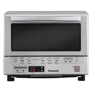 Panasonic NB-G110P Flash Xpress Toaster Oven