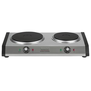 Waring Commercial WDB600 Double Burner Review