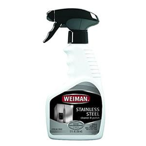Weiman Stainless Steel Cleaner & Polish, 72 oz. Review