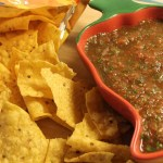 Restaurant-Style Salsa and Tortilla Chips