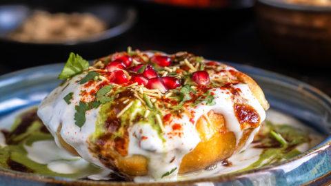 Raj Kachori - Cook With Manali