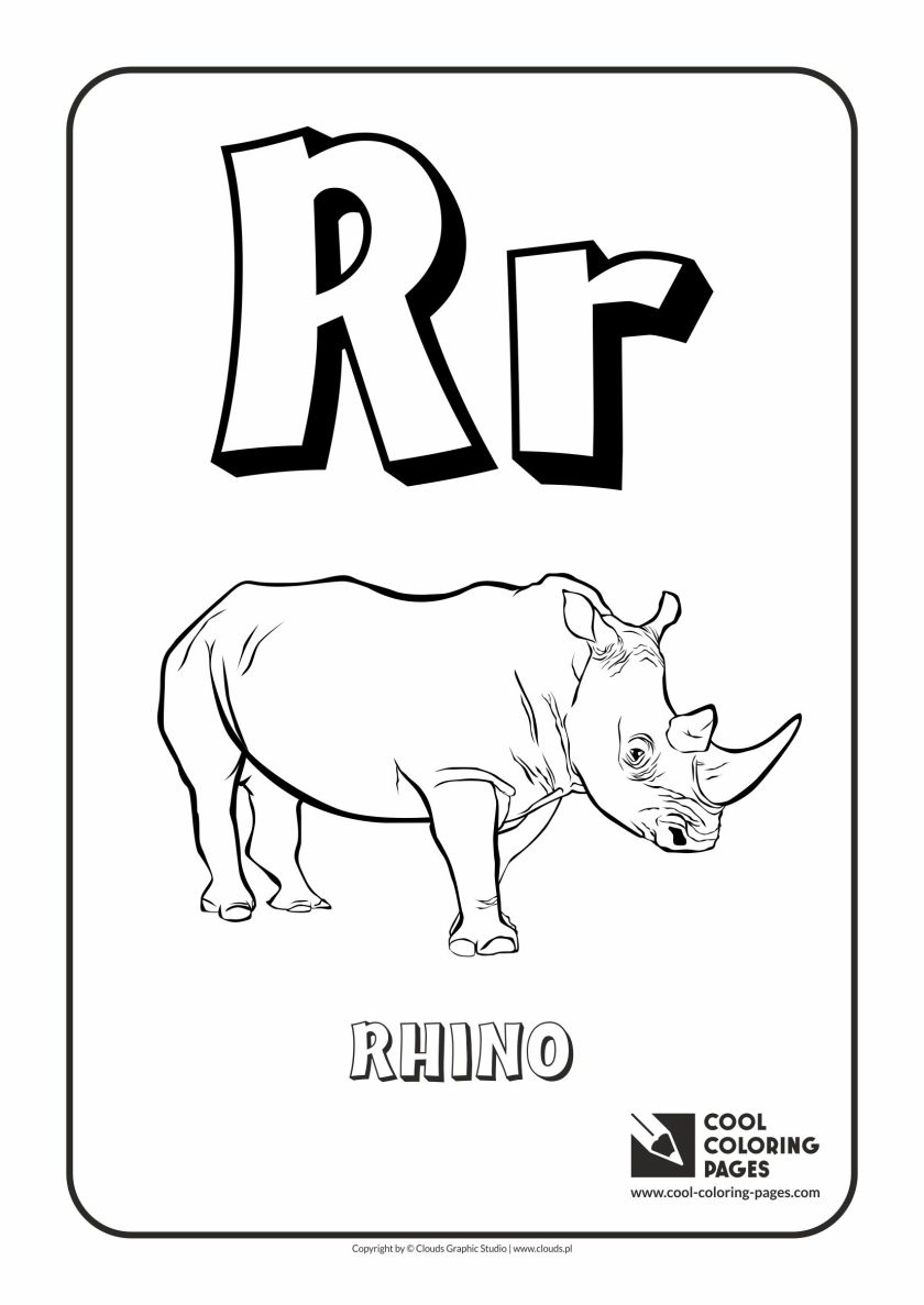 cool coloring pages alphabet coloring pages  cool