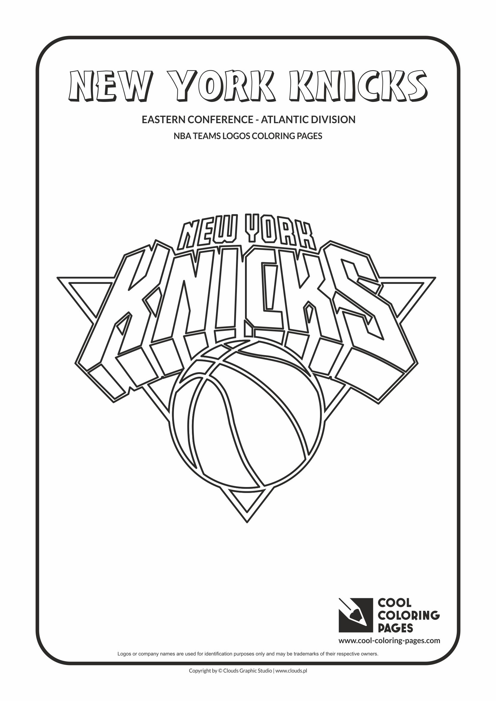 Utah Jazz Coloring Pages