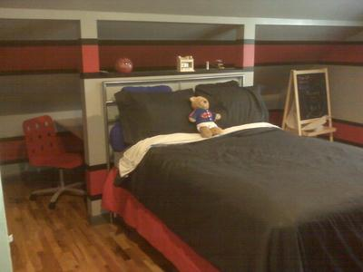 Nfl Atlanta Falcons Bedding And Room Decorations Modern Bedroom
