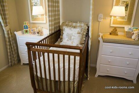 Baby Nursery Decor Mossy Uni Camo Room