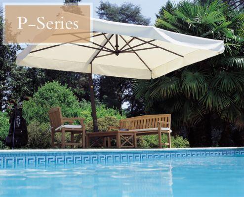 fim p series 10 x 13 crank lift cantilever patio umbrella