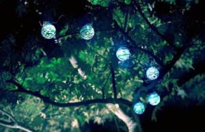Garden Tree Lighting Ideas  camizu