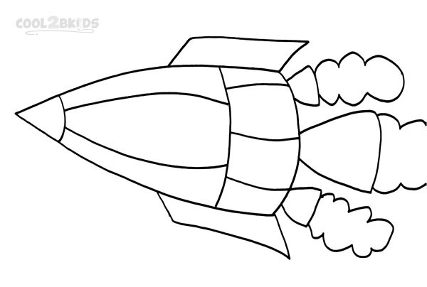 Printable Spaceship Coloring Pages For Kids Cool2bKids