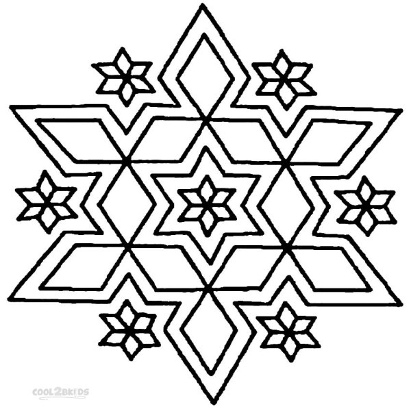 rangoli coloring pages # 10