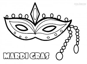 mardi gras coloring pages free printable # 8