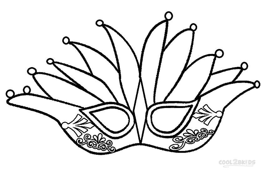 Templates Mardi Lis Printable De Gras Fleur