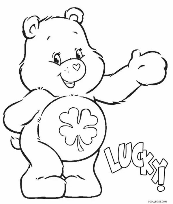 bears coloring pages # 31