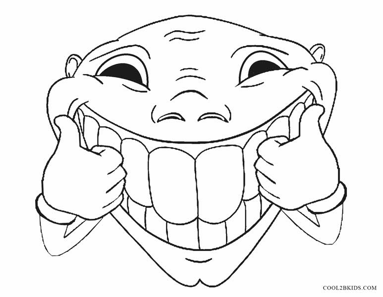 Printable Funny Coloring Pages For Kids | Cool2bKids | free coloring pages funny