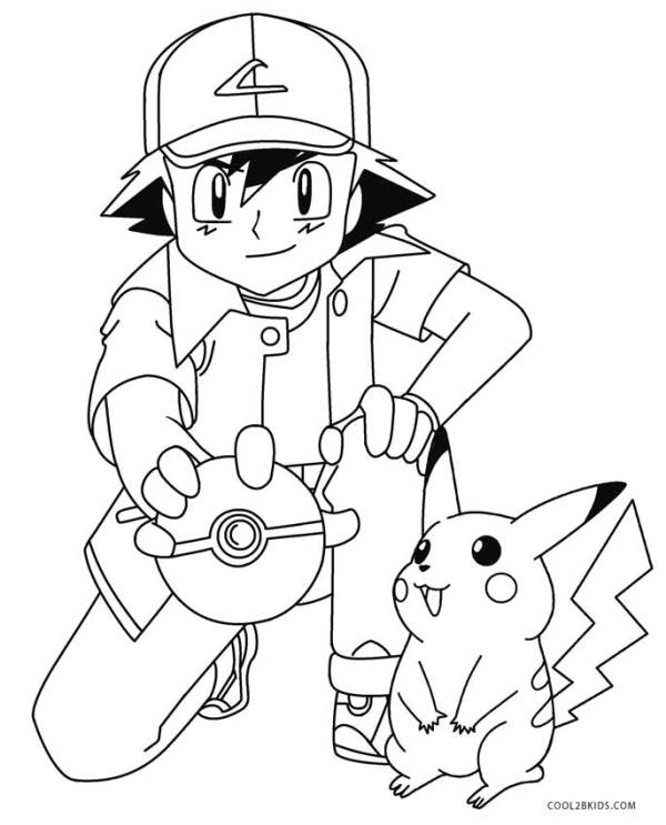pokemon coloring pages # 50