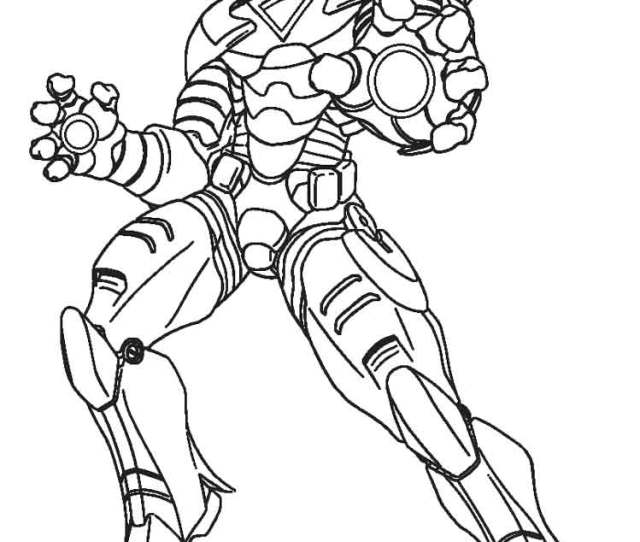Free Printable Iron Man Coloring Pages For Kids Coolbkids