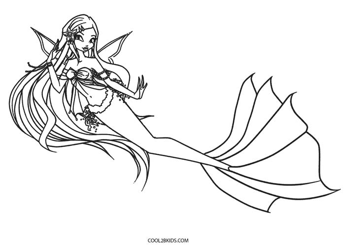 Free Printable Winx Coloring Pages For Kids Cool2bKids