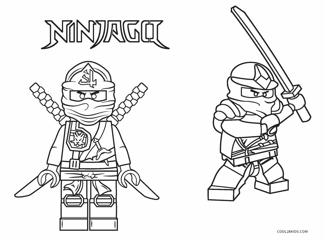 Free printable lego coloring pages kids cool2bkids, ninjago coloring pages