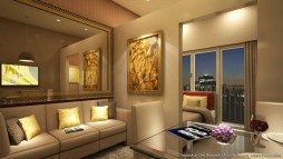 Fame Residences 2016 - Model Unit - 1 Bedroom 2