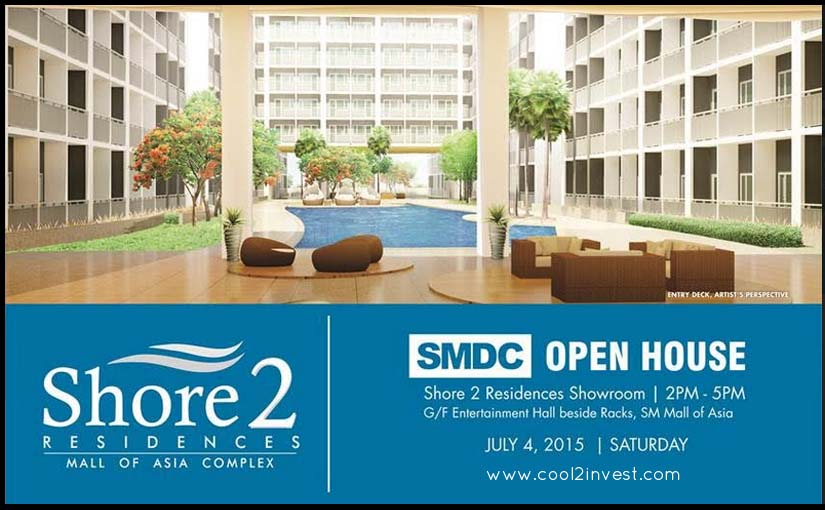 SMDC launches new abode within SM Mall of Asia Complex