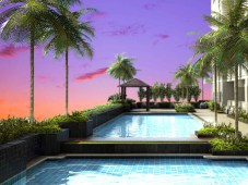 Coast Residences Lap Pool