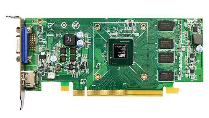 中國製 GPU 景嘉微 JM9271 完成流片、封裝, 效能堪比 GTX 1080