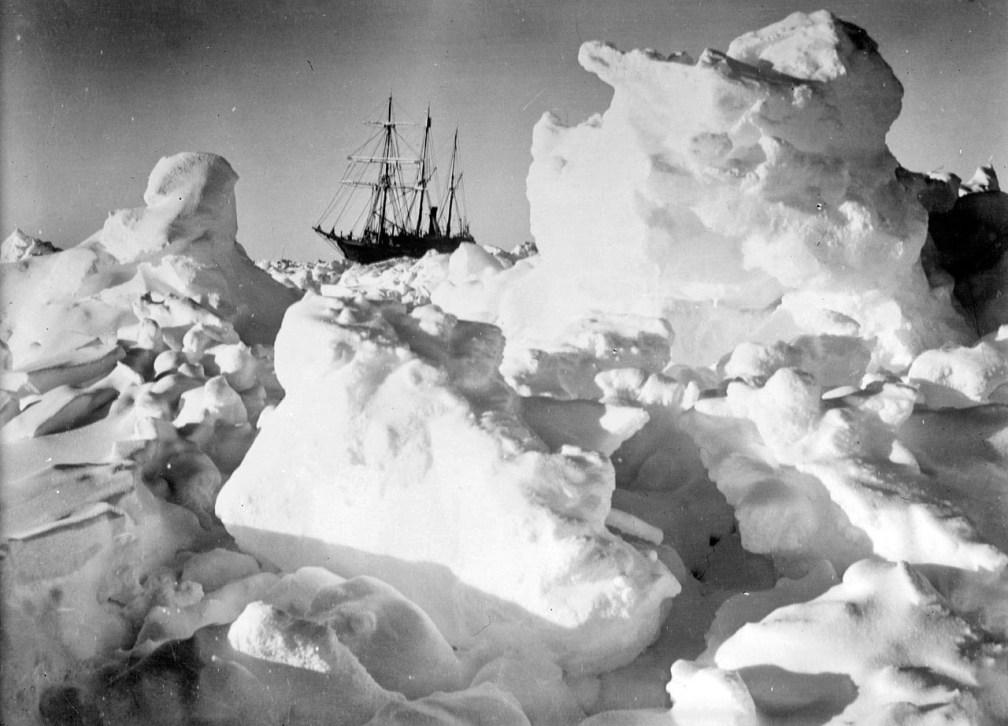 Endurance intrappolata tra i ghiacci - Viaggio in Antartide fai da te (quello di Shackleton)