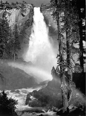 Ansel Adams Yosemite National Park Triptych