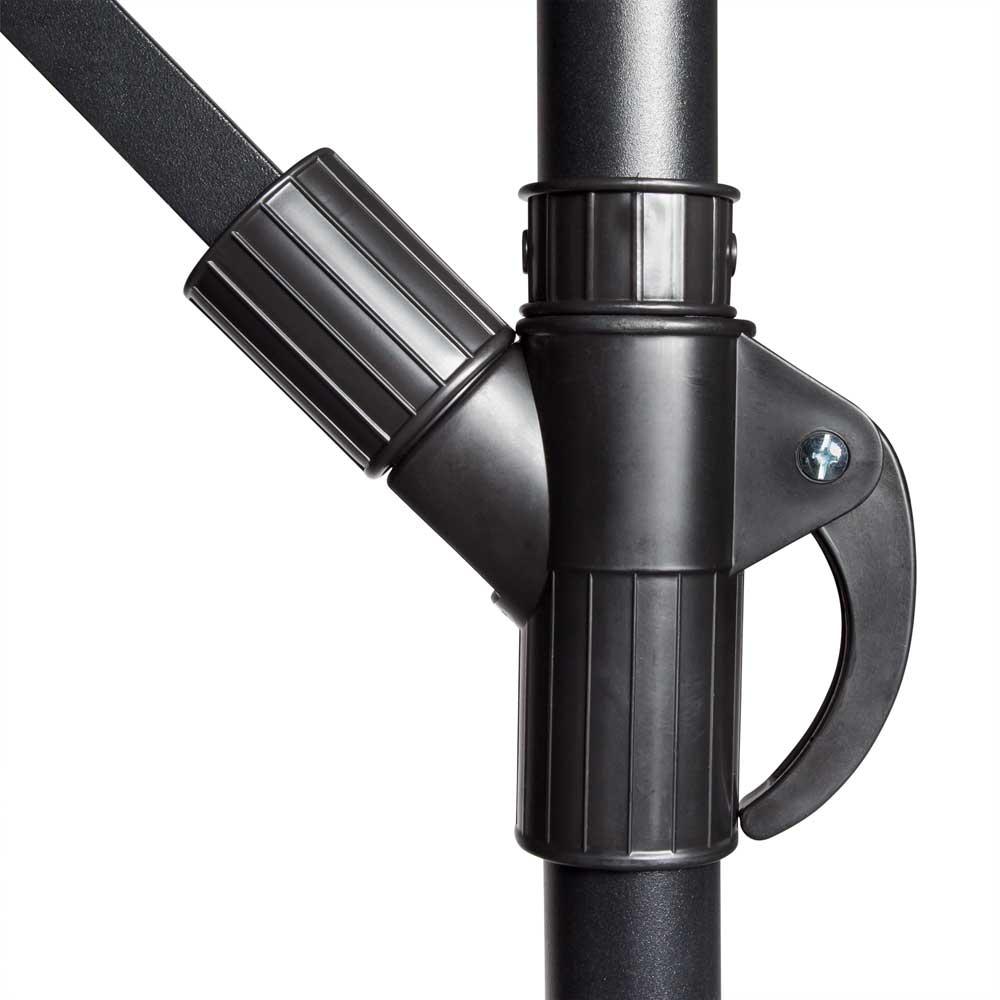 10 foot cantilever umbrella coolaroo