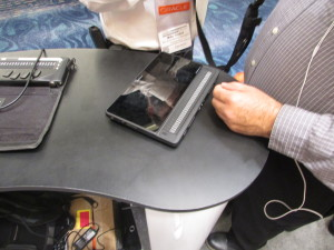 Image of Braille Note Touch at CSUN 2016