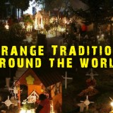 New year tradition around the world